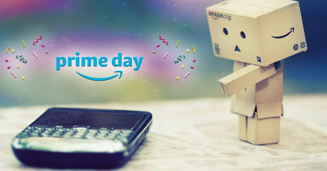 Ofertas de smartphones durante el Amazon Prime Day 2018