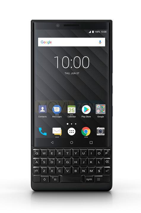 BlackBerry Key2 frontal