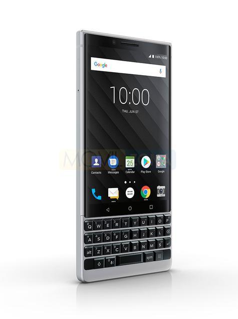BlackBerry Key2 teclado qwerty