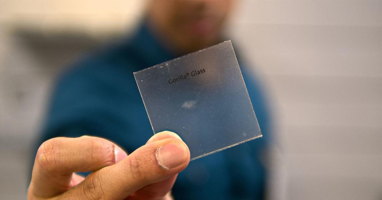 Cristal Gorilla Glass