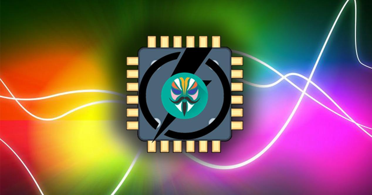 Icono del módulo GPU Turbo Boost para Magisk