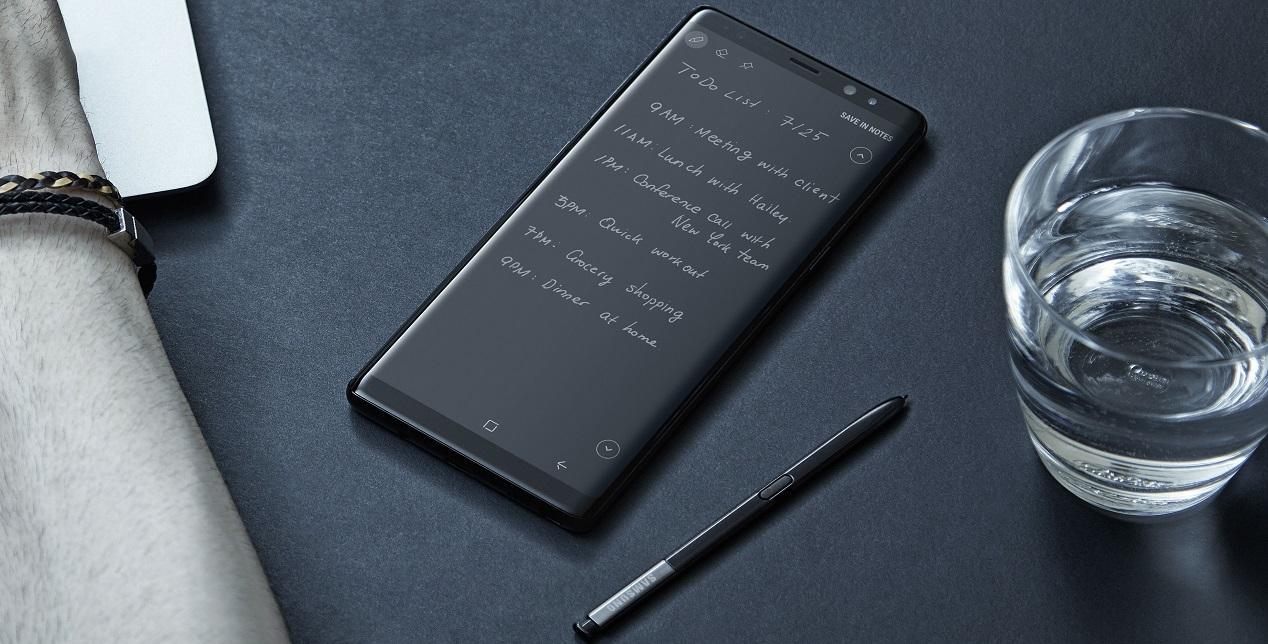 Galaxy Note 9-imagenes reales-caracteristicas