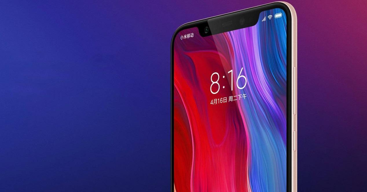 Lg G7 con notch-móviles con notch