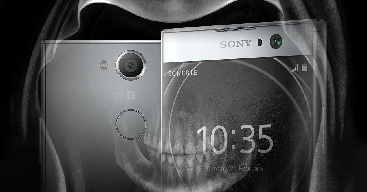 Sony Xperia XA2 con LineageOS 15.1