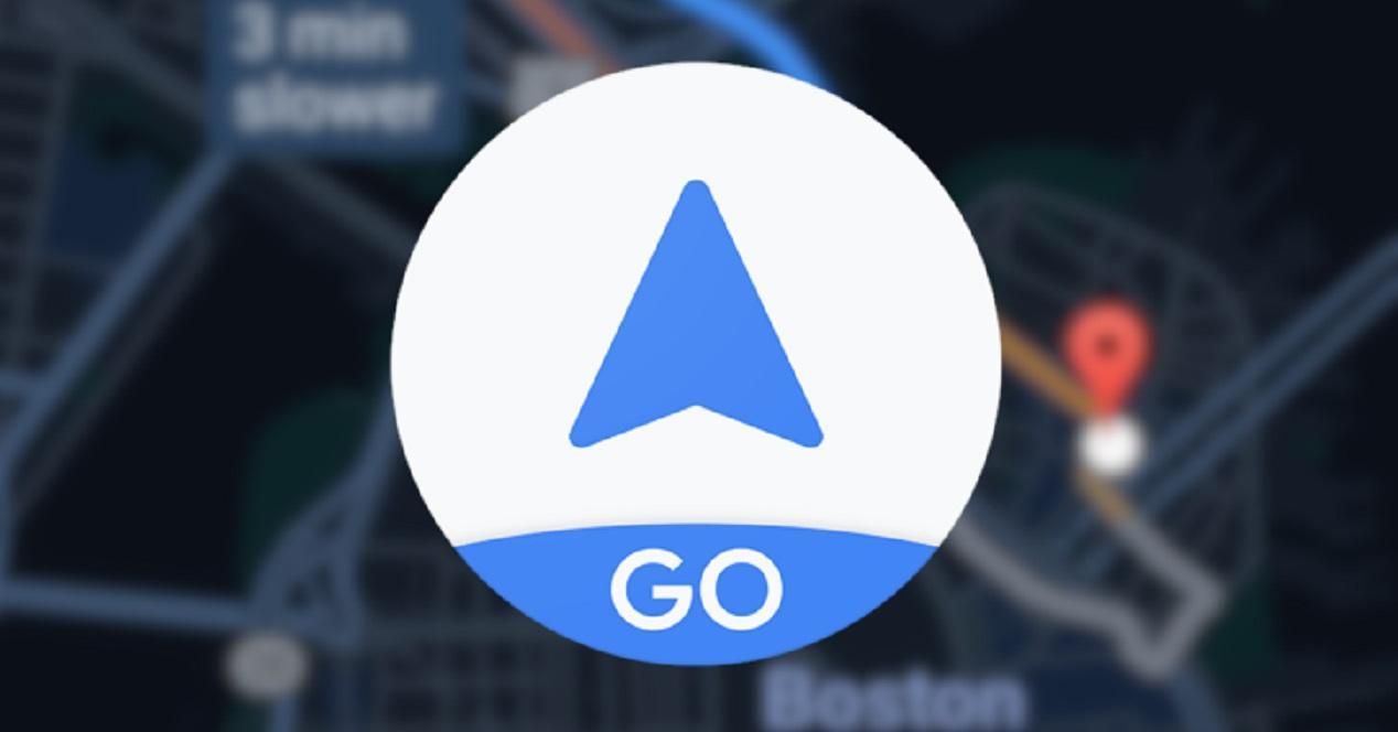 Google Maps Go-logo