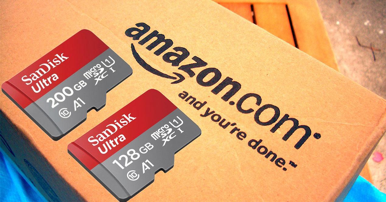 Ofertas Pre Amazon Prime Day 2018 en tarjetas micro SD