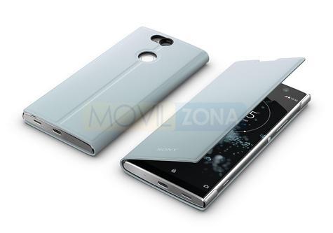 Sony Xperia XA2 Plus funda gris