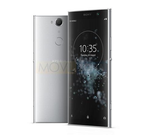 Sony Xperia XA2 Plus Android