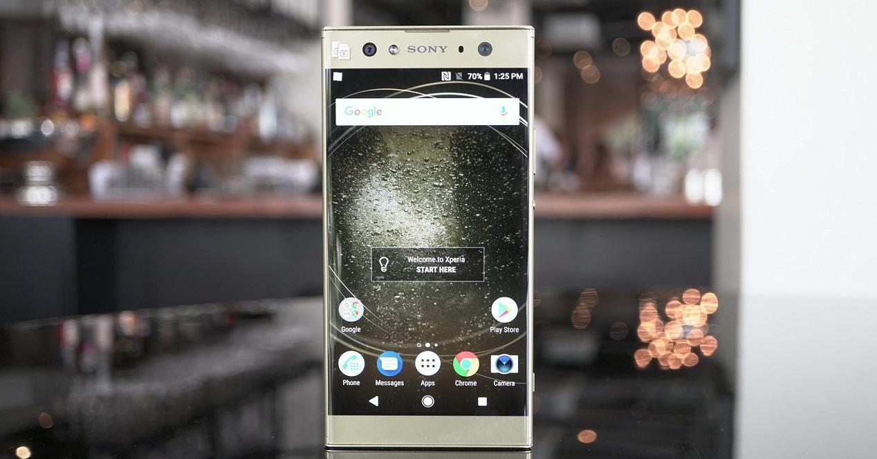 Sony Xperia-XA2 Ultra
