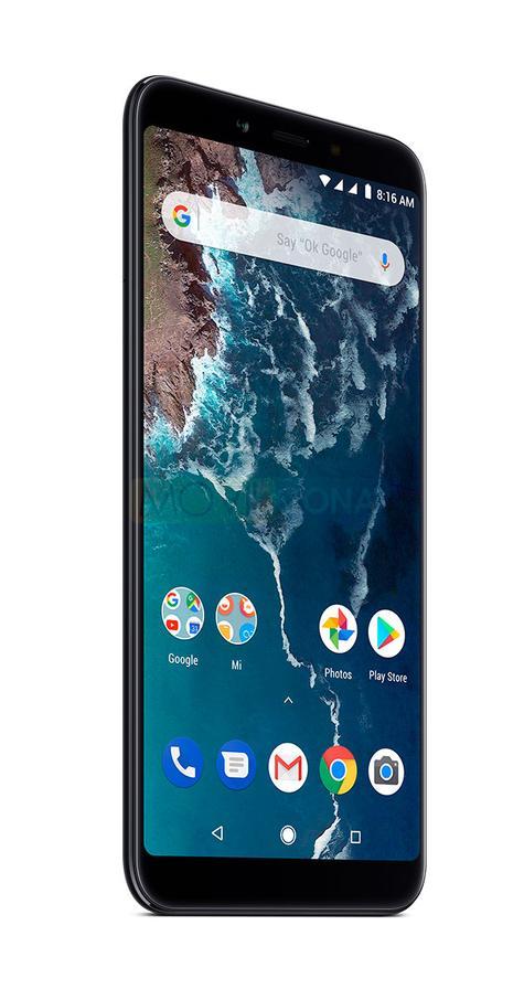 Xiaomi Mi A2 negro