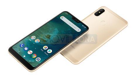 Xiaomi Mi A2 Lite dorado