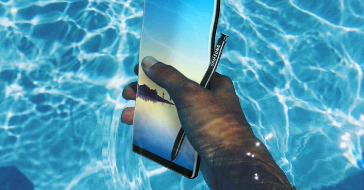 S-Pen del Galaxy Note 9