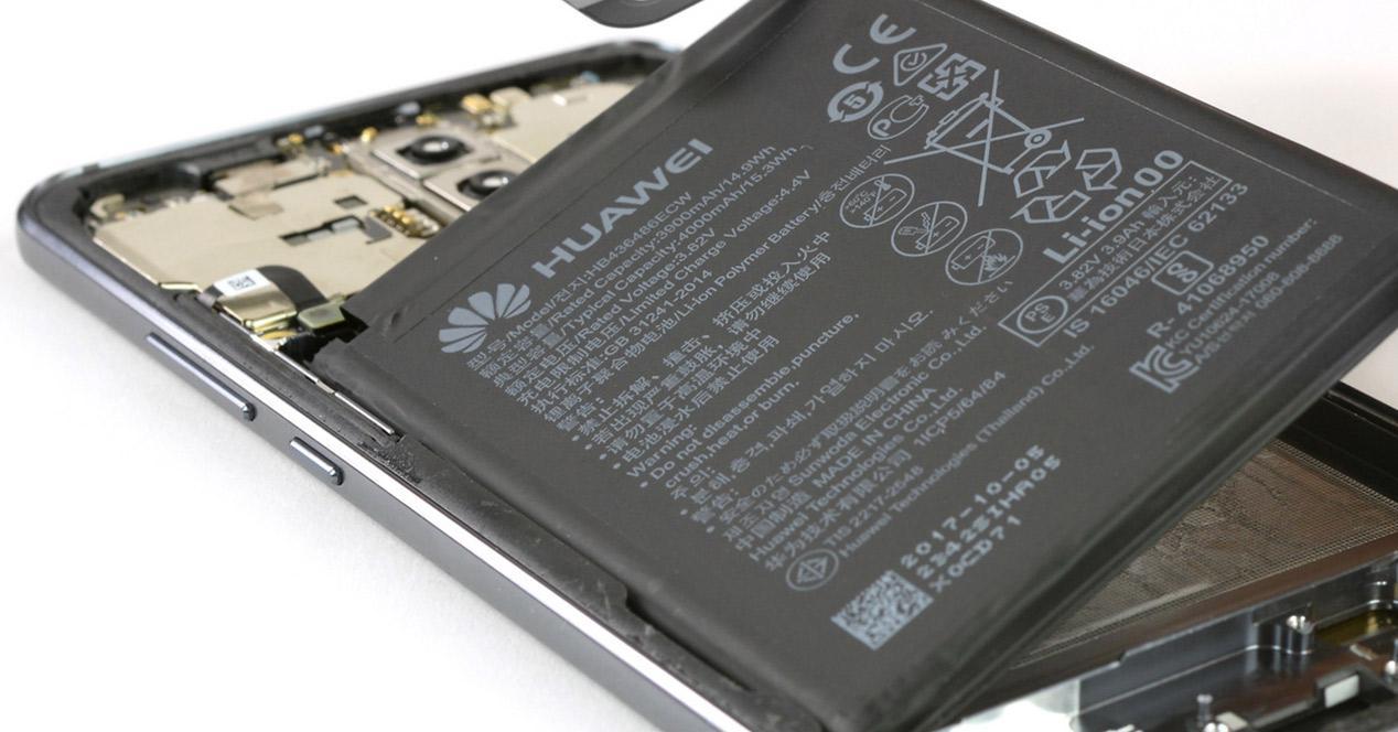 Batería del Huawei Mate 10 Pro