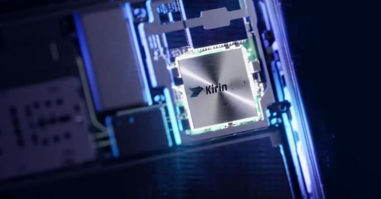 Microchip Huawei Kirin