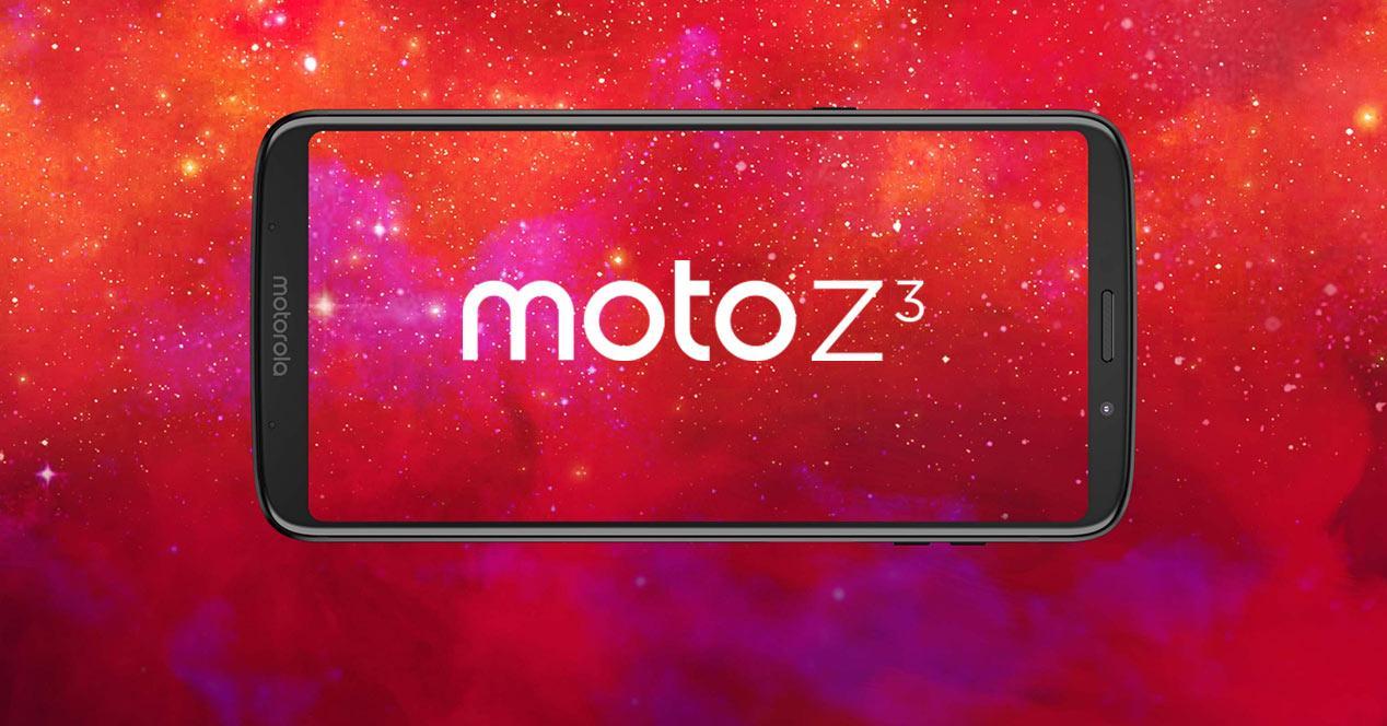 Presentación oficial del Motorola Moto Z3