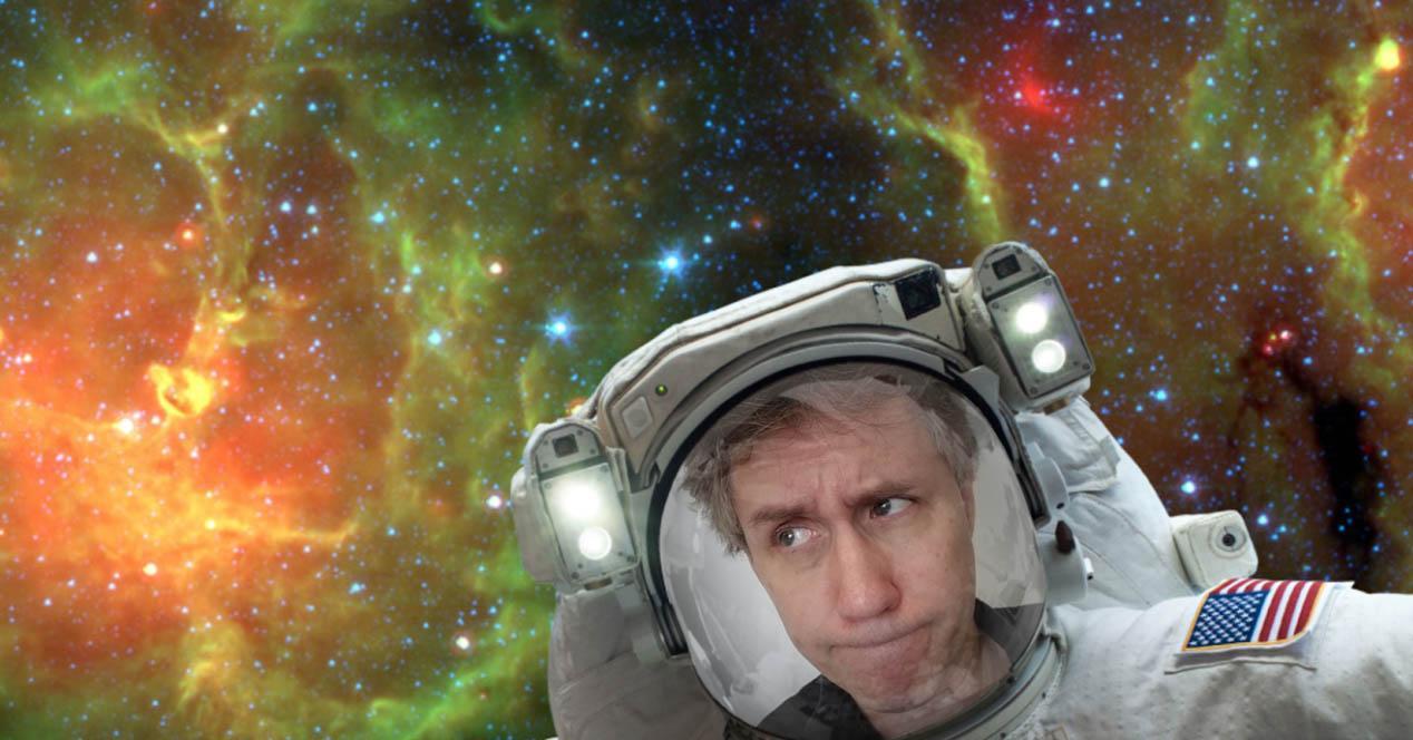 NASA Selfie App