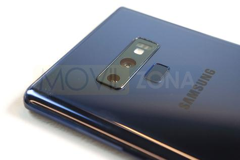 Samsung Galaxy Note 9 doble cámara