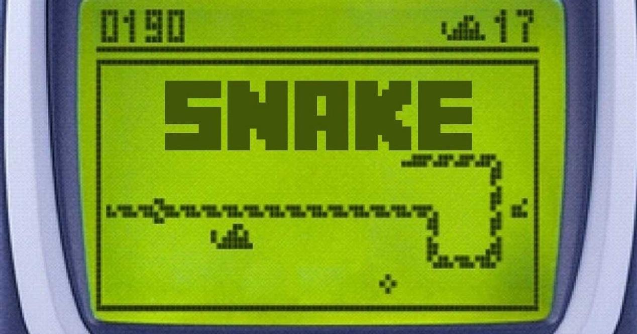 Snake-Nokia 3310