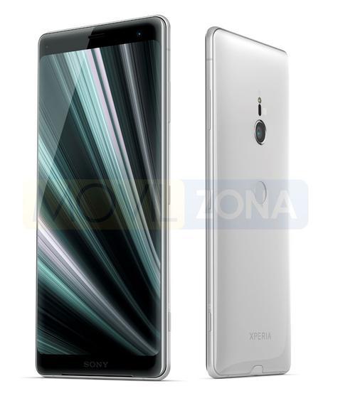 Sony Xperia XZ3 blanco