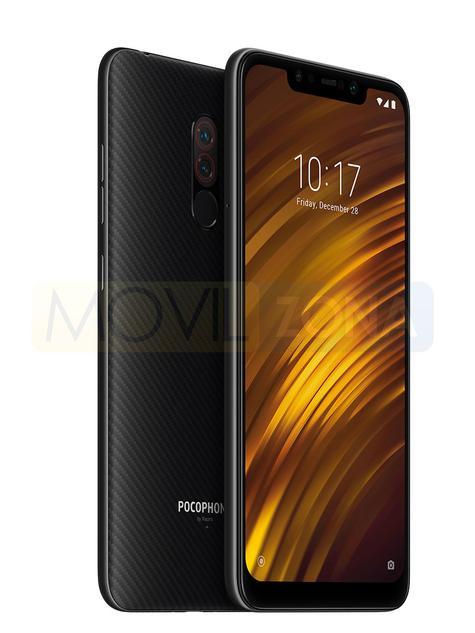 Xiaomi Pocophone F1 negro