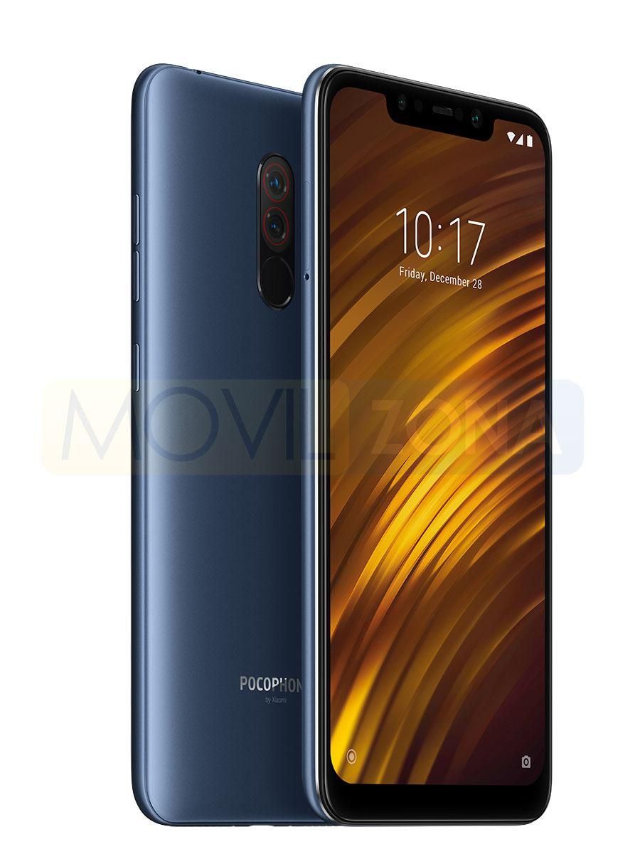 Xiaomi Pocophone F1 azul