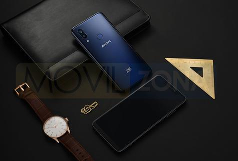 ZTE Axon 9 Pro lifestyle