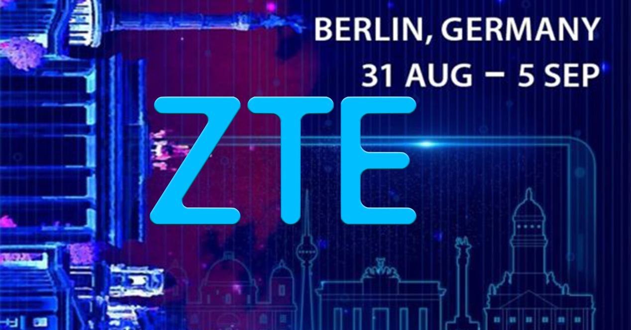 Invitació de prensa de ZTE