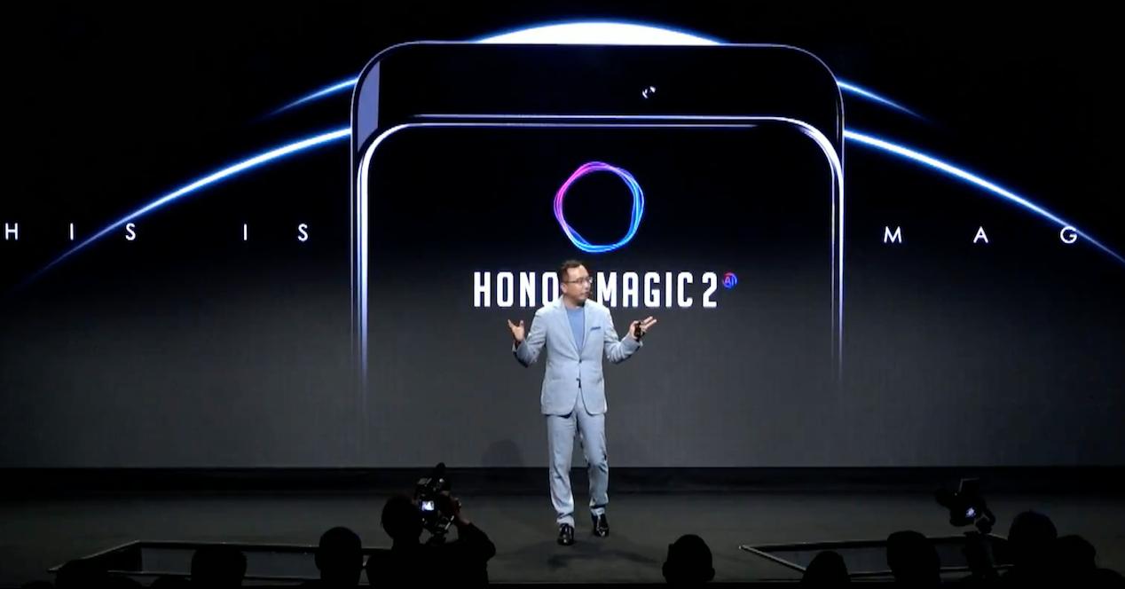honor magic portada