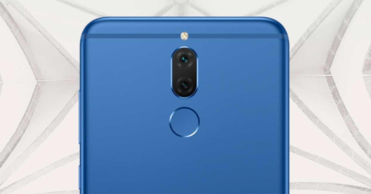 imágenes oficiales del Huawei Mate 20 Lite