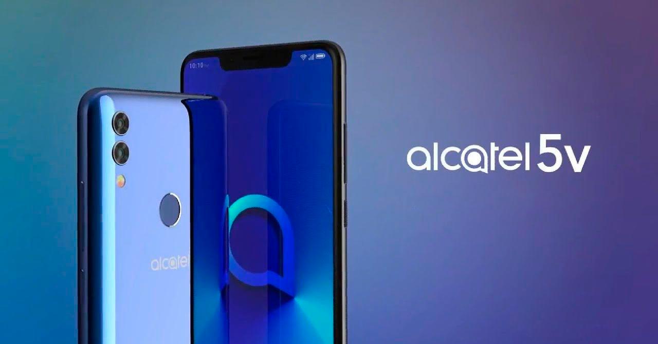 Alcatel-5V