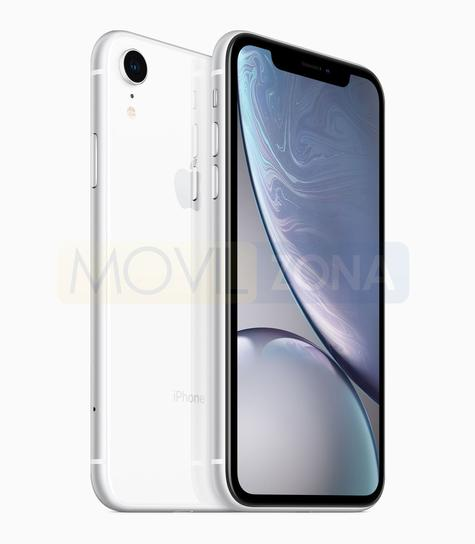 Apple iPhone XR blanco