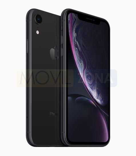 Apple iPhone XR negro