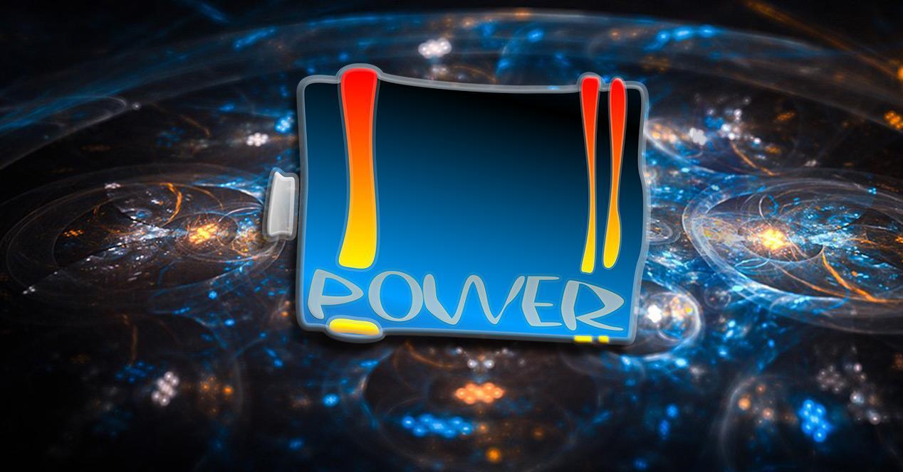 Icono de una batería