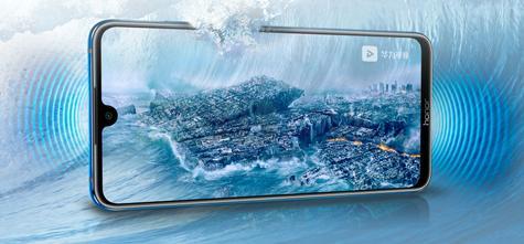 Honor 8X Max pantalla