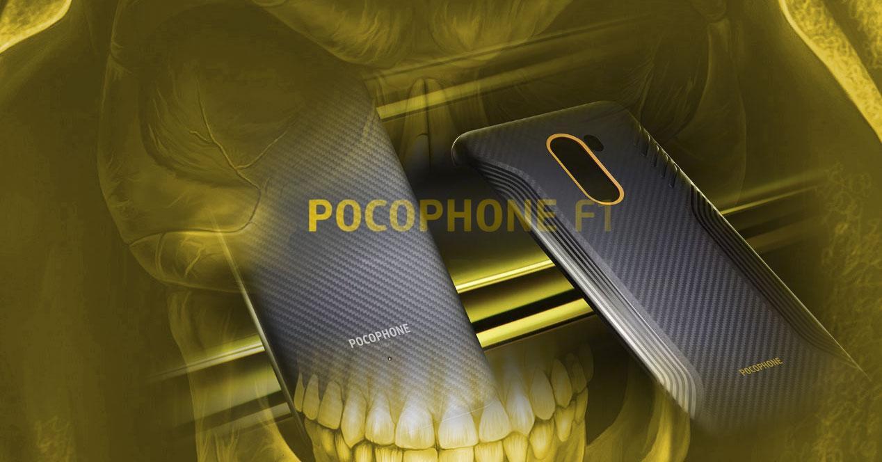 TWRP para el Xiaomi Pocophone F1