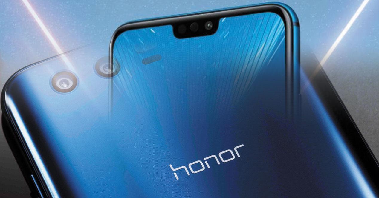 Honor 8x notch