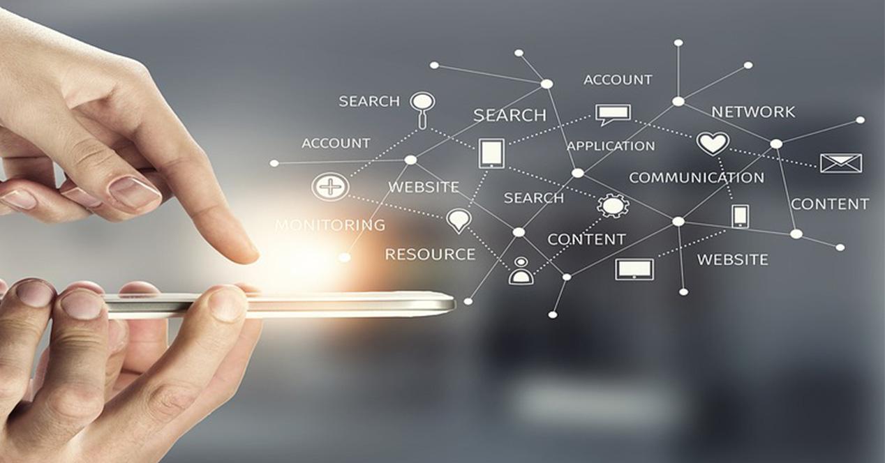 Monitorización del tráfico de red