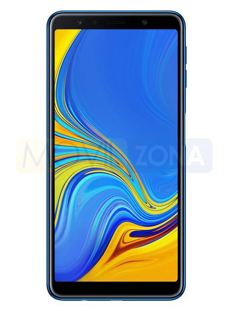 Samsung Galaxy A7 pantalla