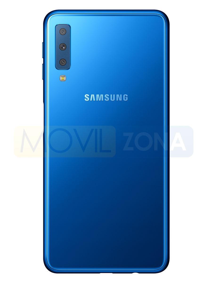 Samsung Galaxy A7 azul