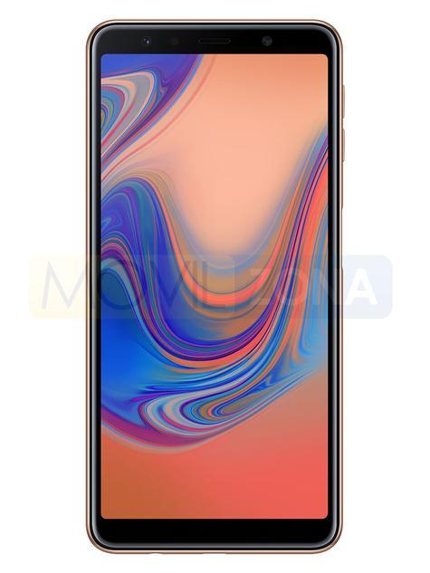 Samsung Galaxy A7 negro