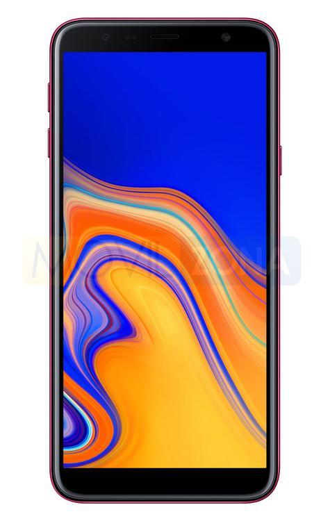Samsung Galaxy J4 Plus rojo