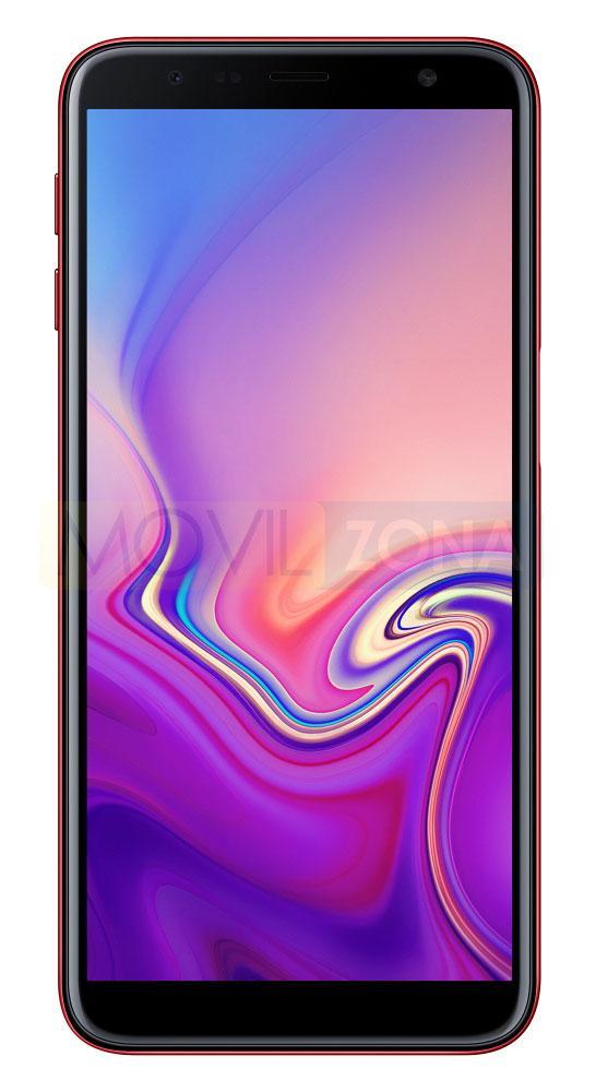 Samsung Galaxy J6+ negro