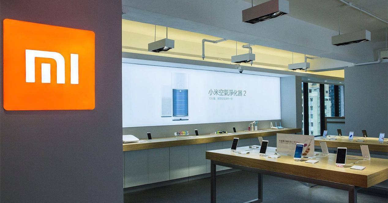 Tienda física de Xiaomi