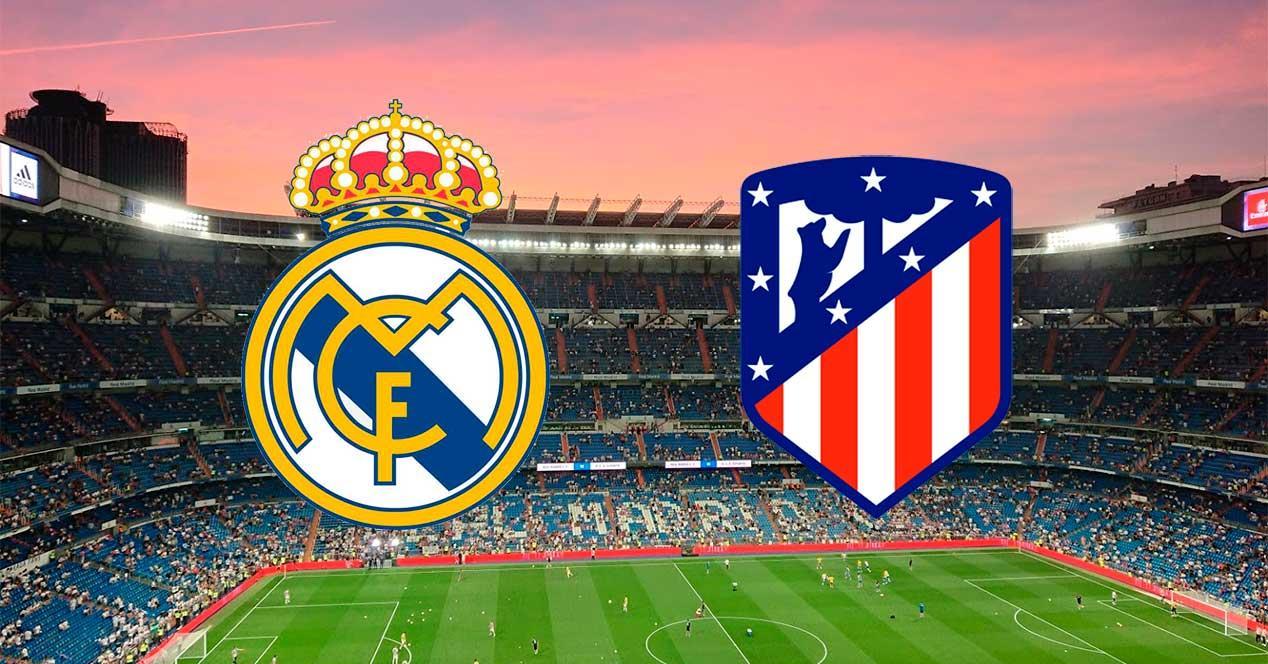 Cómo ver el Real Madrid vs Atlético