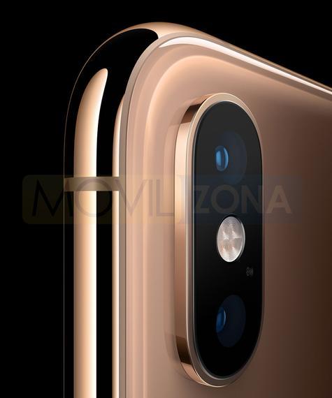 Apple iPhone Xs cámara