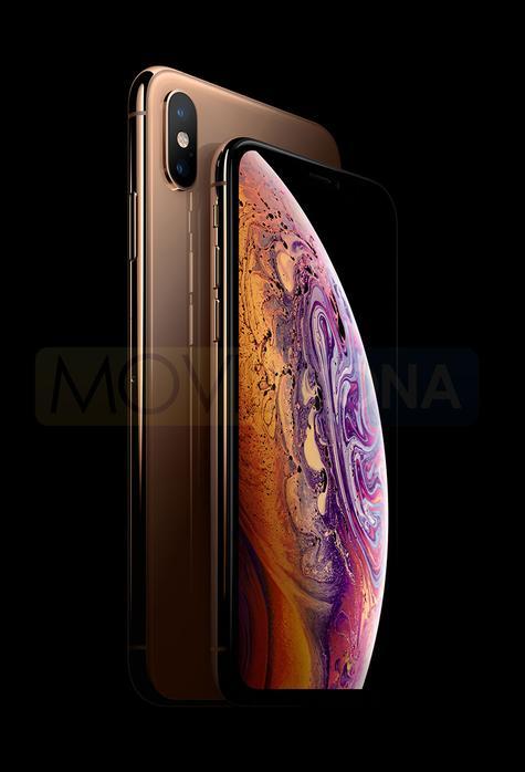 Apple iPhone Xs pantalla
