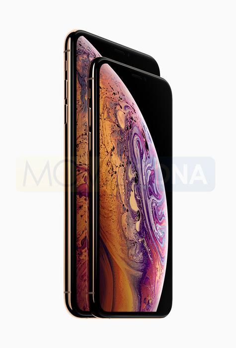 Apple iPhone Xs con versión Max