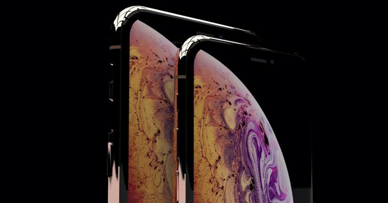 iPhone Xs Max frente al iPhone Xs