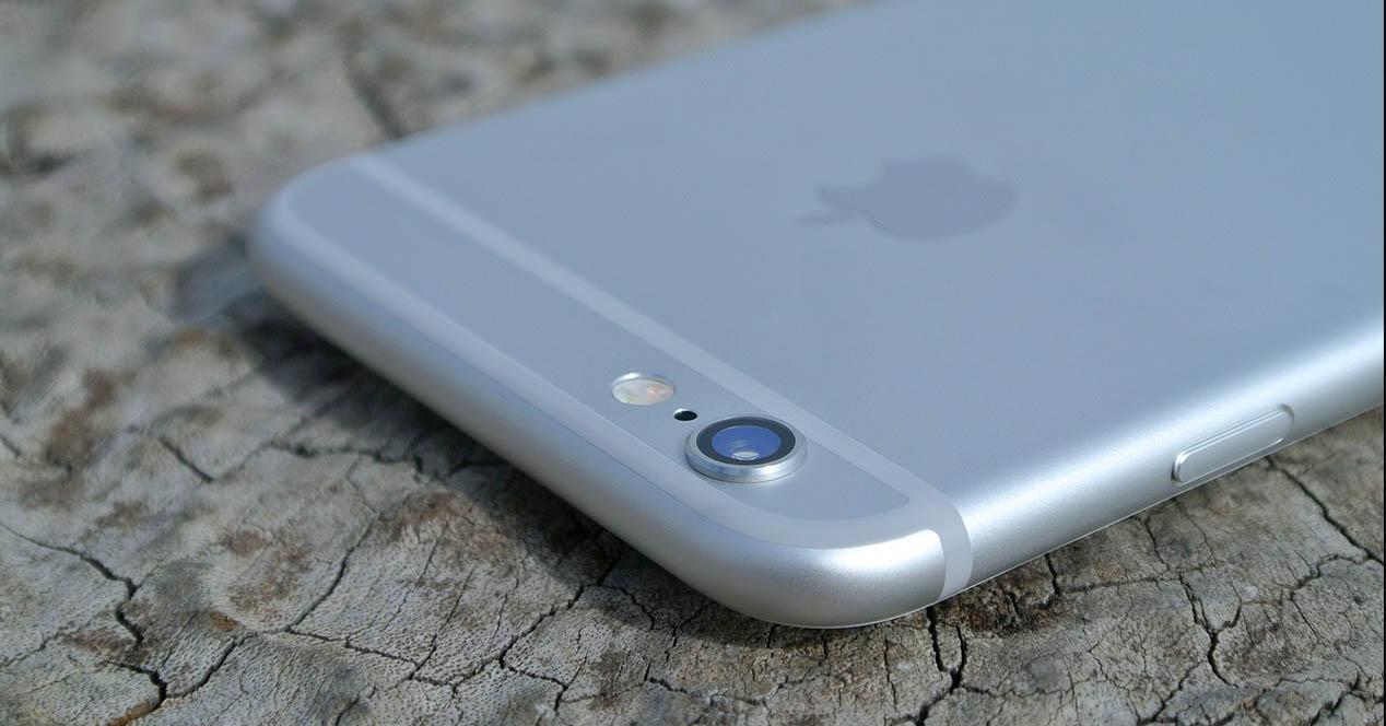 iphone trasera