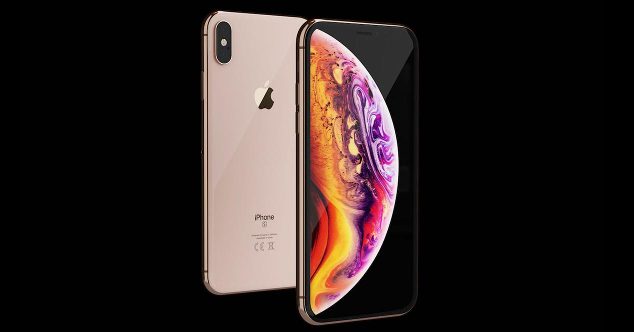 iphone xs y xs plus
